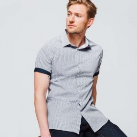 copy of Slim shirt with...